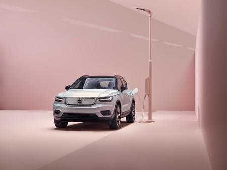Volvo XC40 Recharge, así es el primer integrante de esta nueva familia de eléctricos