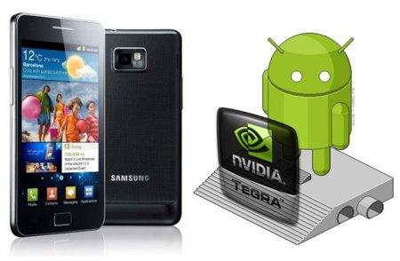 El Samsung Galaxy SII con Tegra 2 podría perder la pantalla SuperAMOLED Plus