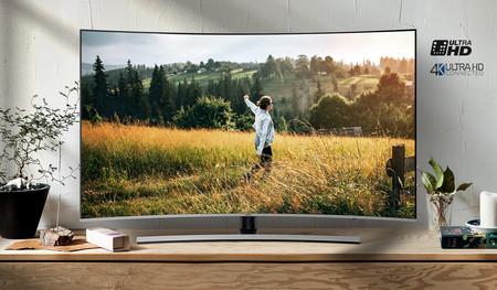 Samsung ya tiene listas sus nuevas smart TV de gama media para 2018 que llegarán con pantallas curvas, 4K y HDR10+