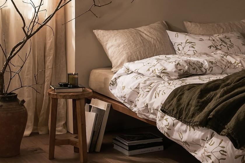 Zara Home tiene novedades que van a cambiar tu dormitorio