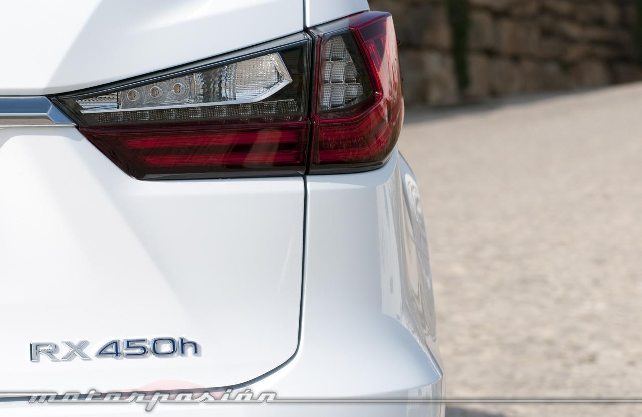 Foto de Lexus RX 450h, toma de contacto (12/28)