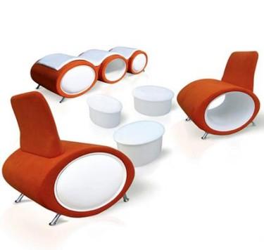 Globos: triplica los asientos de tu salón