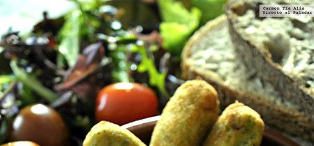 37 tapas y raciones de toda la vida para vegetarianos (o no) disfrutones