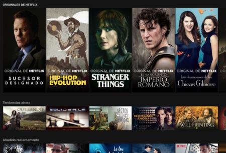 Catalogo Netflix