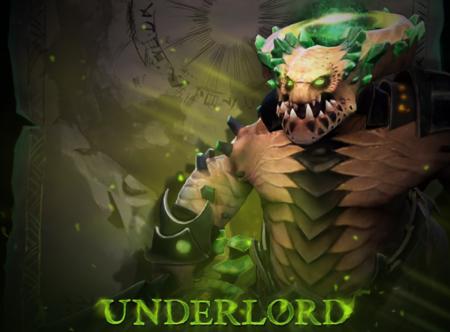 El Abysal Underlord, el héroe más esperado de los últimos tiempos, llega pisando fuerte a Dota 2