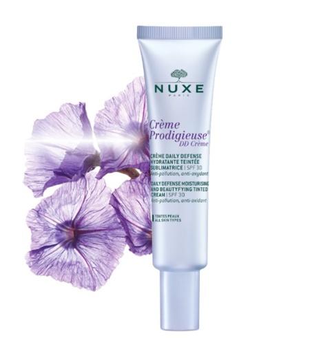 Nuxe lanza su DD Cream. ¿Placer y belleza? No me la pierdo