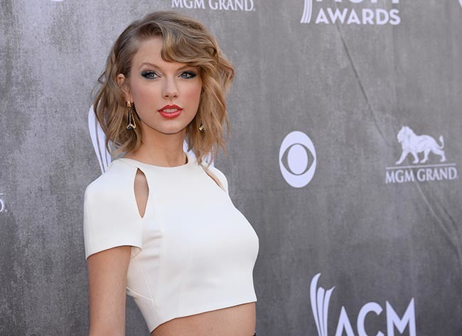 Taylor Swift Look Top 2014
