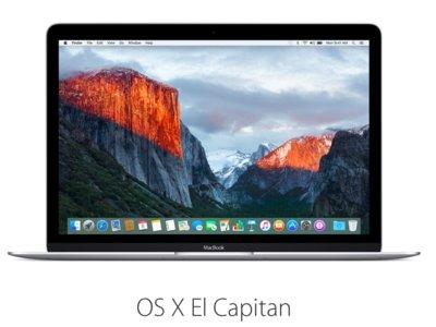 OS X El Capitan también ya tiene su primera beta pública para la versión 10.11.2