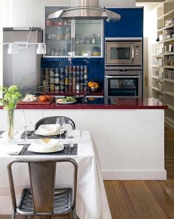 Casas de famosos: La cocina de Darío Barrio