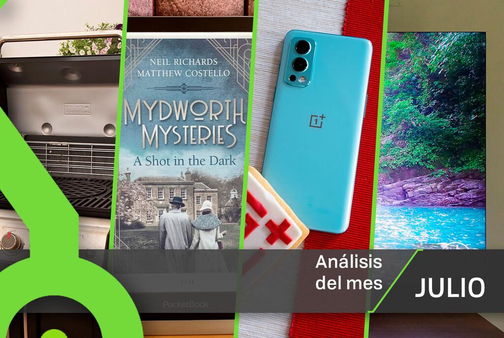 Los 17 análisis de junio de Xataka: 8 móviles, PCs, una barbacoa con WiFi y todas nuestras reviews con sus notas