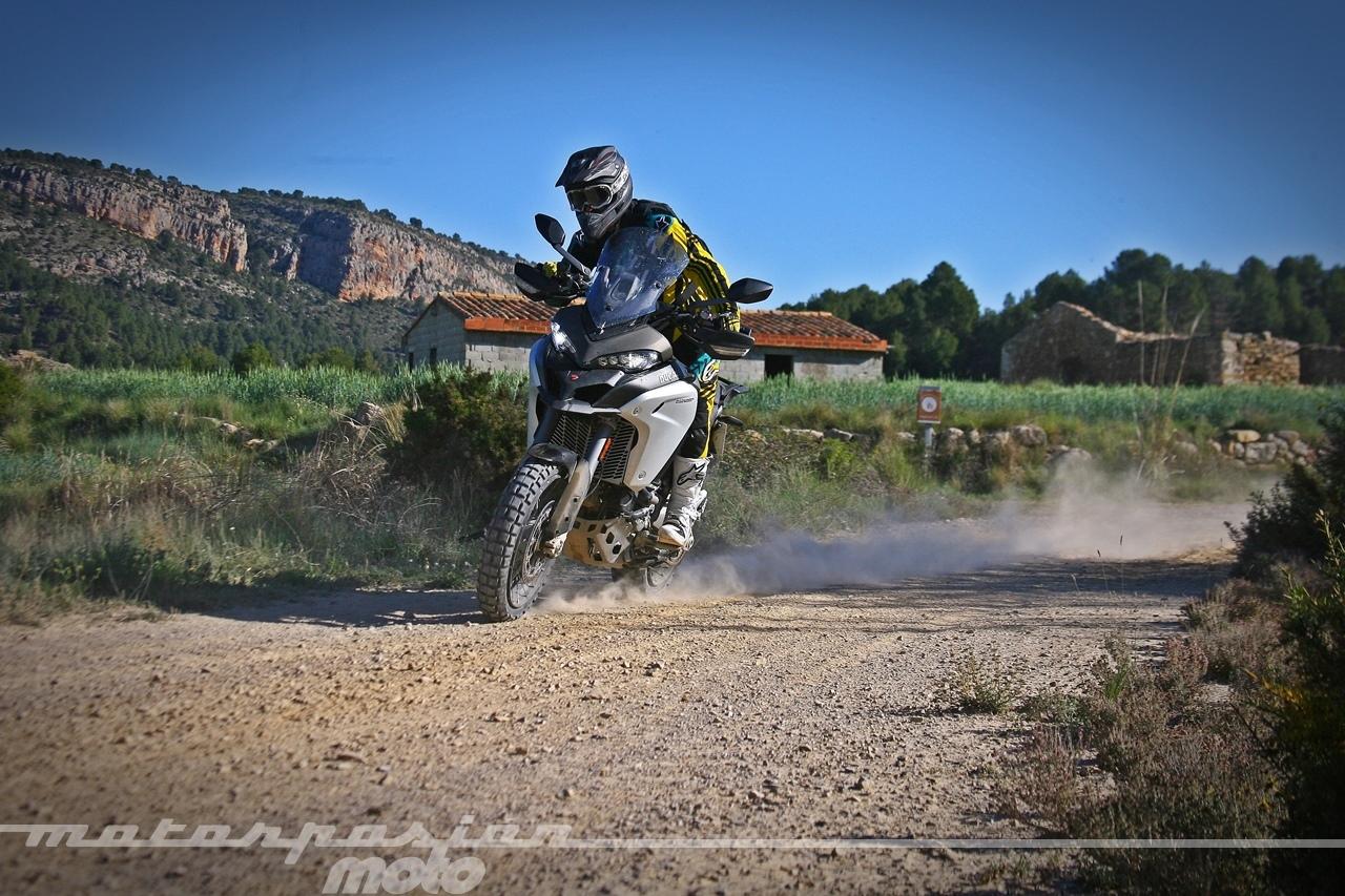 Foto de Ducati Multistrada 1200 Enduro - Acción (15/37)