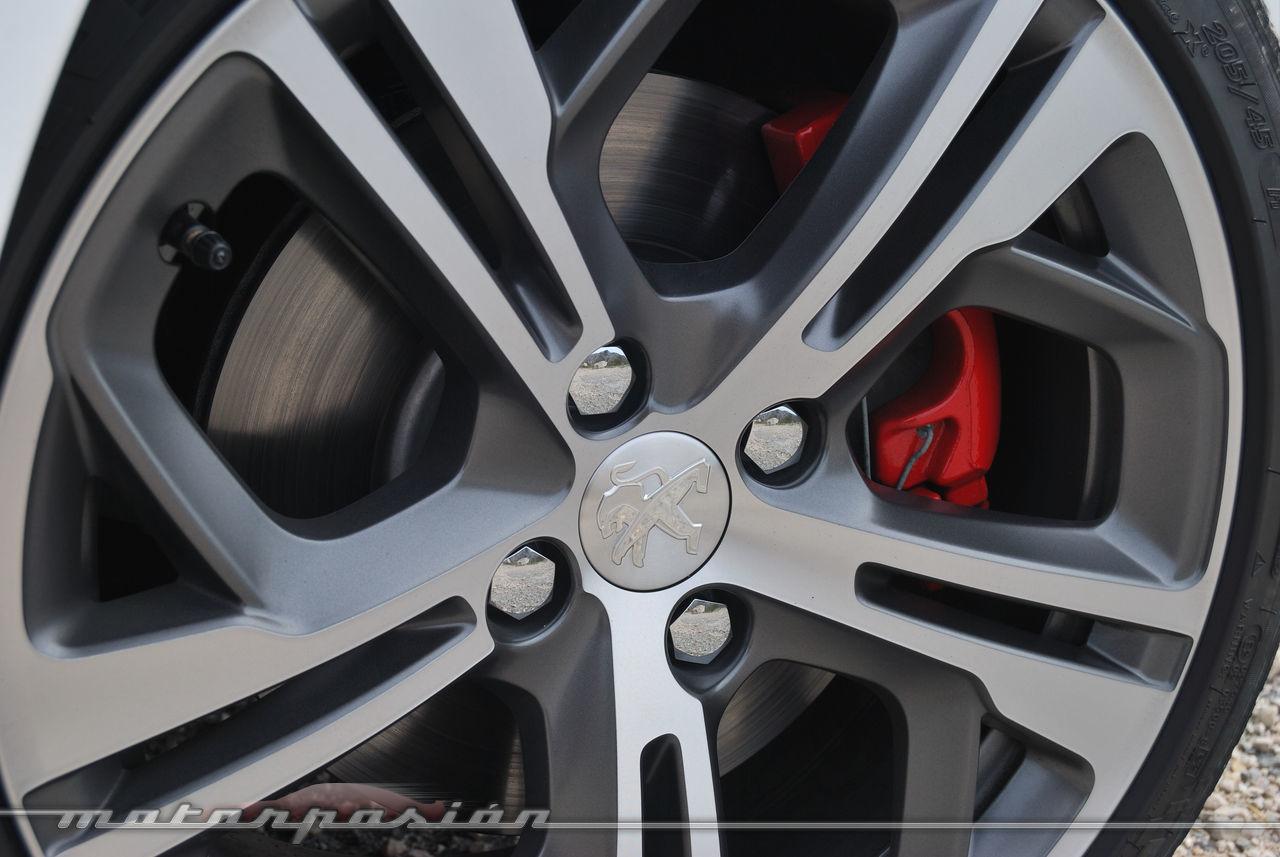 Foto de Peugeot 208 GTi (presentación) (8/42)