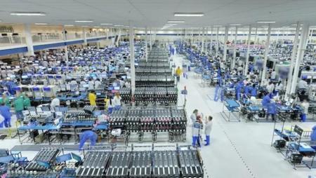 Así se fabrica Moto X en EE.UU., un vistazo a la fábrica vía Street View