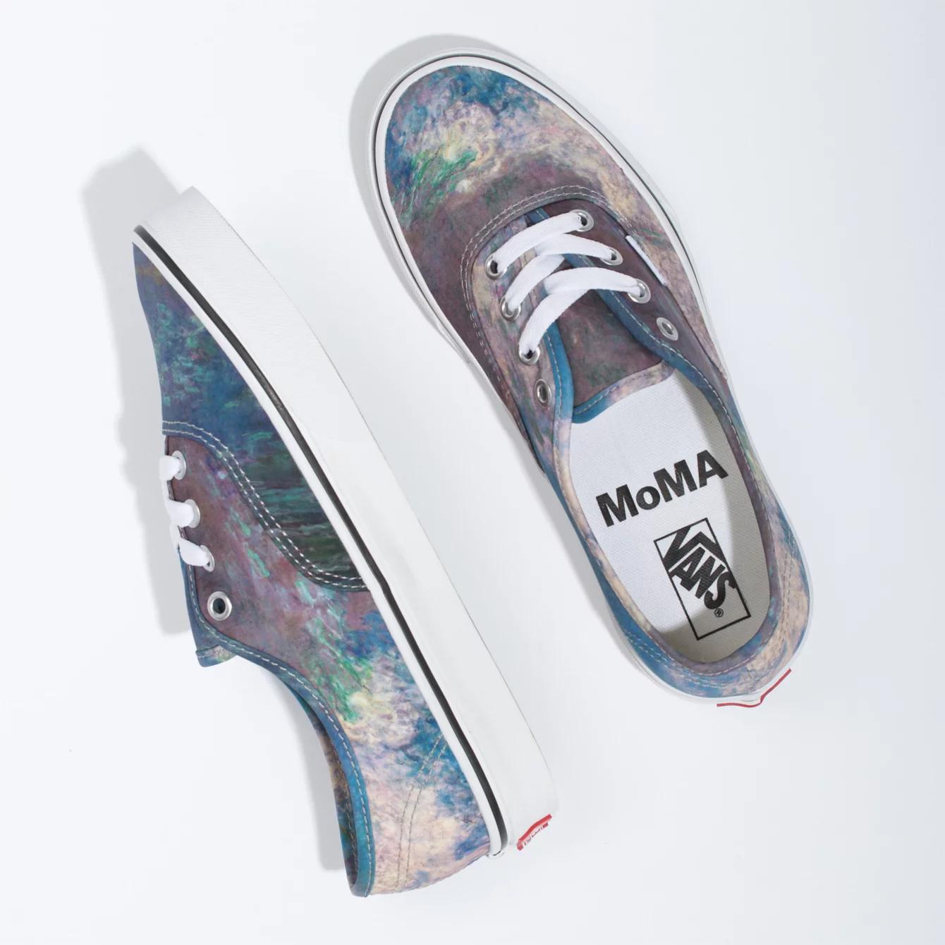 Zapatillas MoMA Claude Monet Authentic de Vans