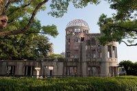 Fotos panorámicas de Hiroshima tras la bomba atómica