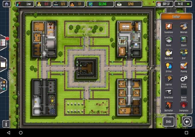 Prison Architect traerá a móviles el espíritu de Theme Hospital, ahora diseñando y gestionando cárceles