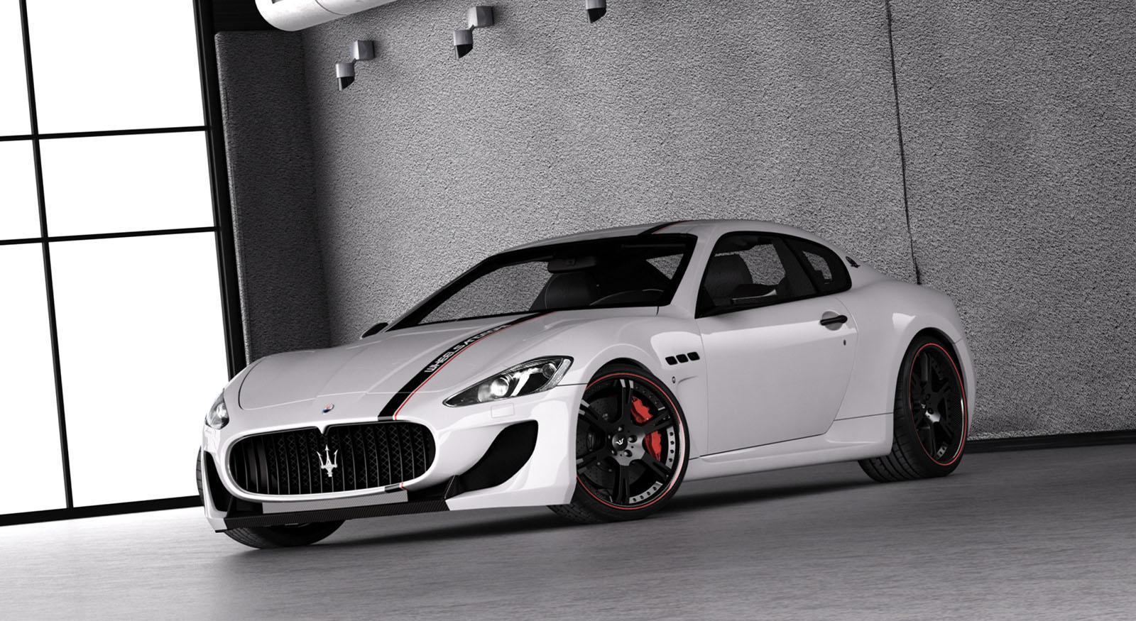 Foto de Wheelsandmore Maserati MC Stradale Demonoxious (1/4)