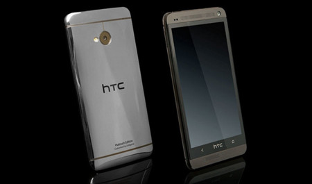 HTC One Platino