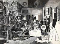 """""""Picasso, Black and White"""". La espectacular exposición en el Guggenheim de Nueva York"""