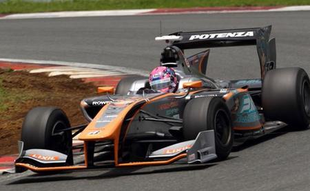 Yuji Kunimoto, el más rápido en las pruebas de fabricantes de la Super Fórmula