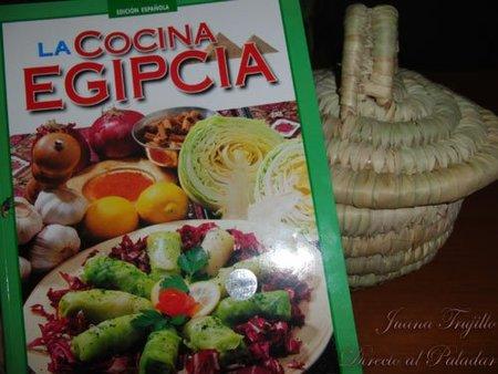 La Cocina Egipcia, libro de recetas