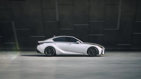 Lexus Is 2021 Mexico 4