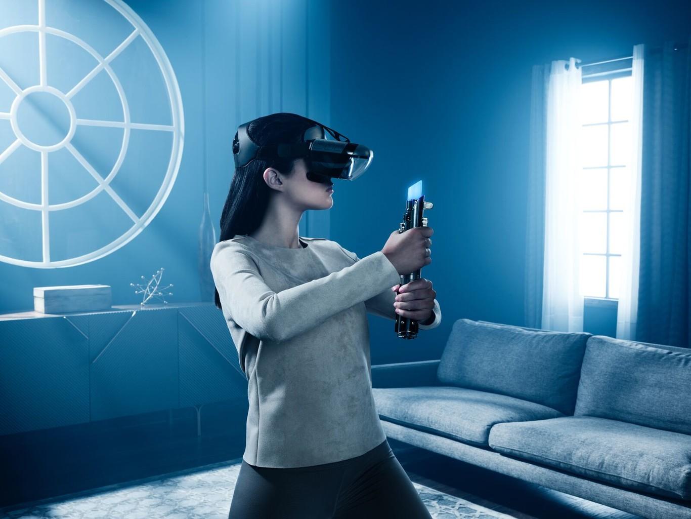 Star Wars: Jedi Challenges, el nuevo juego de Realidad Virtual de Star Wars
