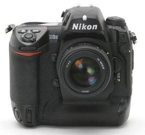 D3H, rumor de Nikon