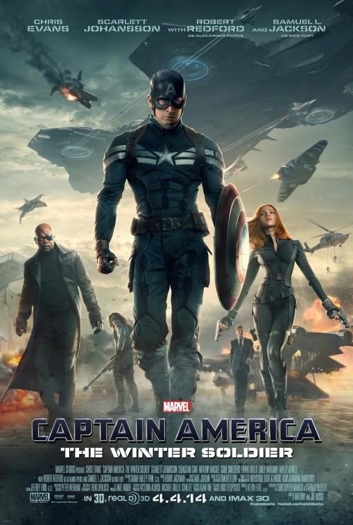 Foto de Carteles de 'Capitán América 2' (10/23)