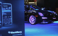 RIM se trae un Porsche 911 con NFC al Mobile World Congress