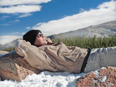 Disfrutar con la montaña