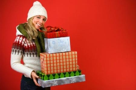 Regalos de Navidad 2012 por menos de 100 euros...para ella
