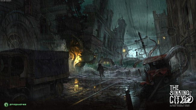 The Sinking City 01