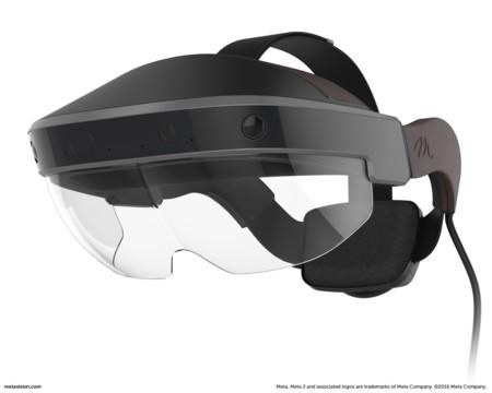 Así es la realidad aumentada con la que Meta 2 quiere competir con HoloLens