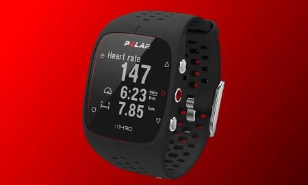 Por menos de 100 euros puedes tener tu actividad física bajo control con este reloj deportivo: Polar M430 por sólo 99,99 euros en Amazon