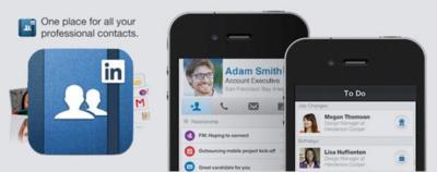 LinkedIn Contacts, una aplicación para acceder a tus contactos de la red de forma más organizada y más