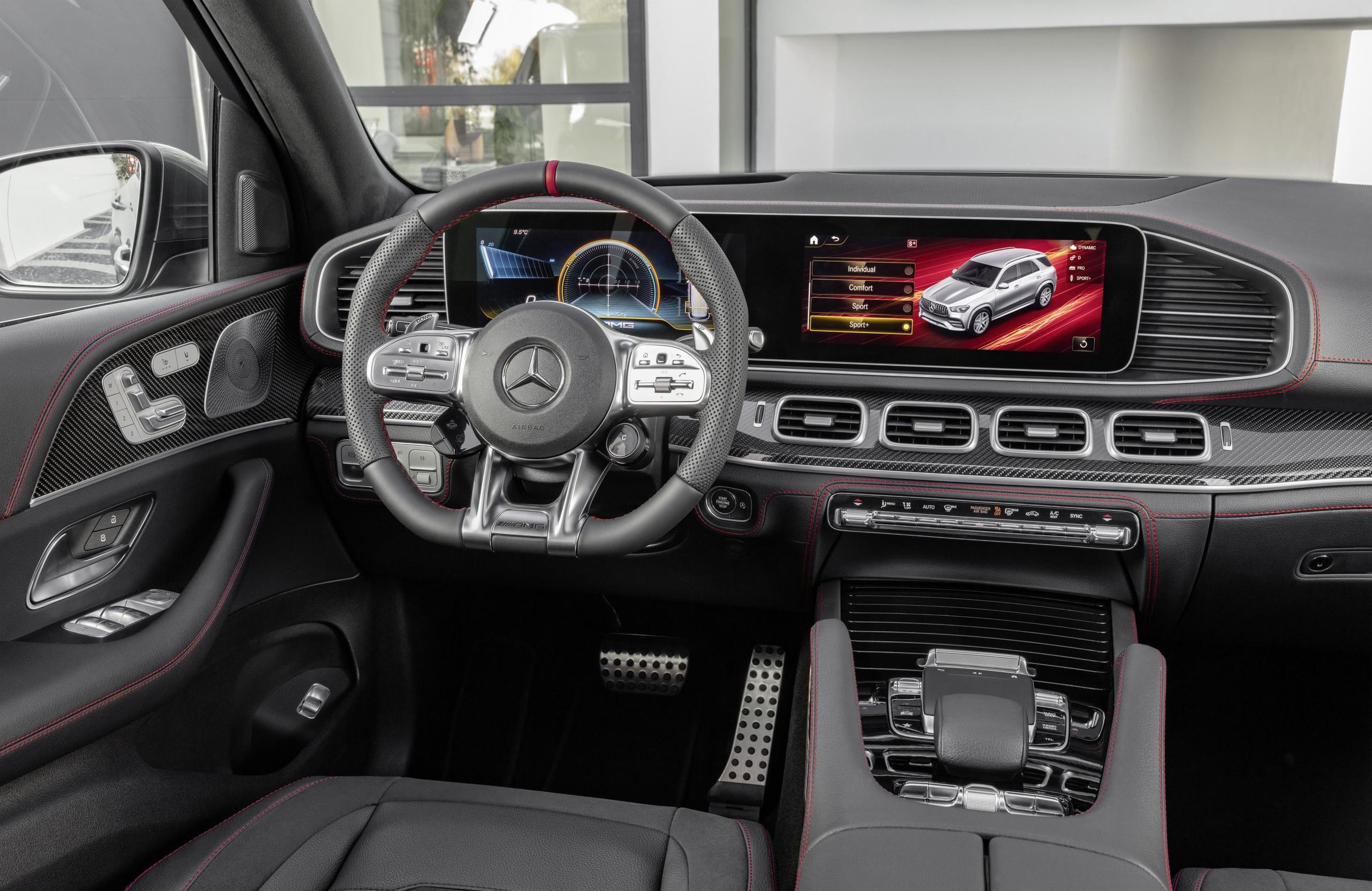 Foto de Mercedes-AMG GLE 53 4MATIC (7/11)