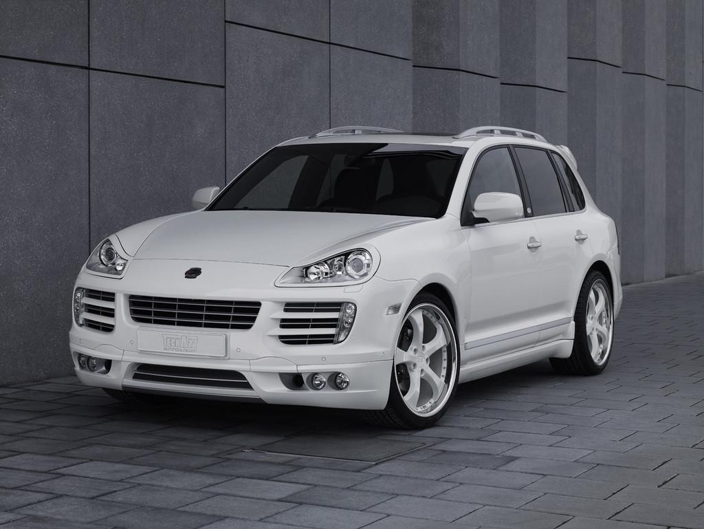 Foto de Porsche Cayenne Diesel por TechArt (1/6)