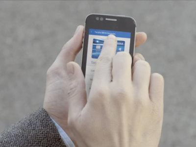 Atom Bank, el banco móvil asociado con BBVA, incorporará la autenticación por biometría en su app en 2016