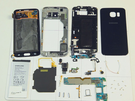 Galaxy S6 Ifixit