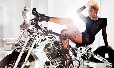 Beyoncé se motoriza para su nueva línea de ropa