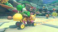 Tuberías Planta Piraña también marca la diferencia a 200cc en Mario Kart 8