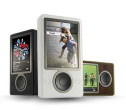 Patente de Microsoft para compartir música con sus MP3 Zune