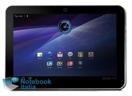 Toshiba tiene una nueva tablet Android en el horno
