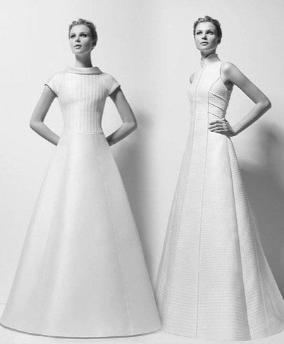 Karl Lagerfeld Lily Allen vestido novia