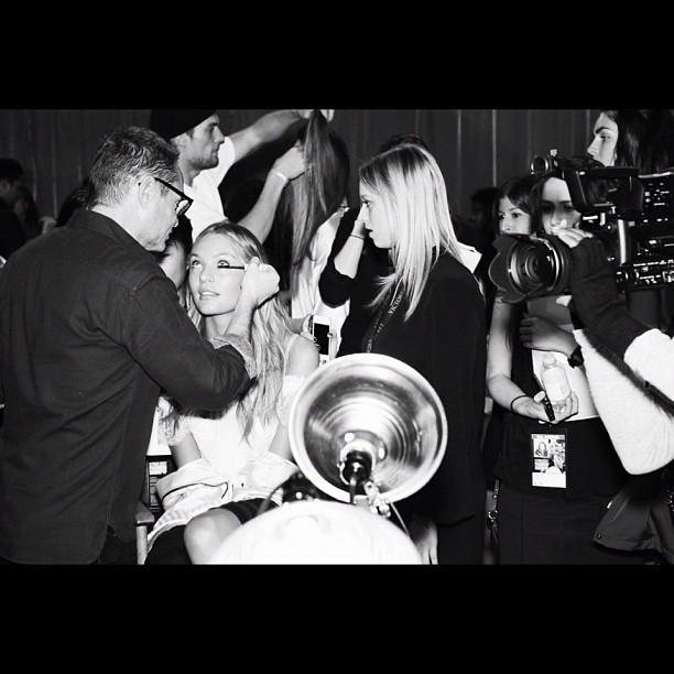Foto de El backstage de las modelos de Victoria's Secret (10/14)