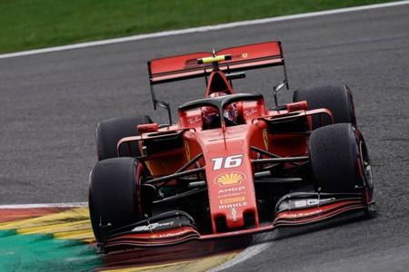 Charles Leclerc consigue su primera victoria en la Fórmula 1 en el día del homenaje a su amigo Anthoine Hubert