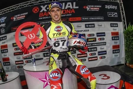 Adam Raga Barcelona X Trial