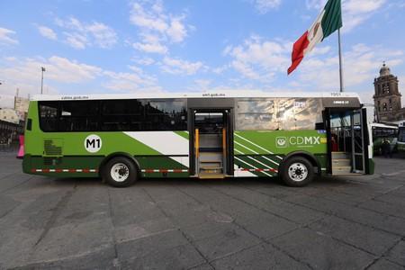 Autobuses M1 2