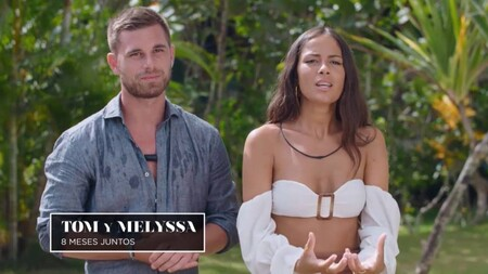 Quienes Son Tom Y Melyssa La Pareja De La Isla De Las Tentaciones 2